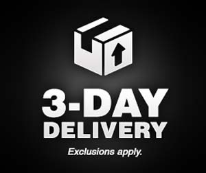More than 99% of orders placed by 5:00 p.m. Central time, Monday through Friday are shipped within 24 hours